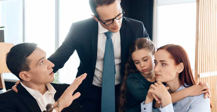 About A Child Custody Lawyer