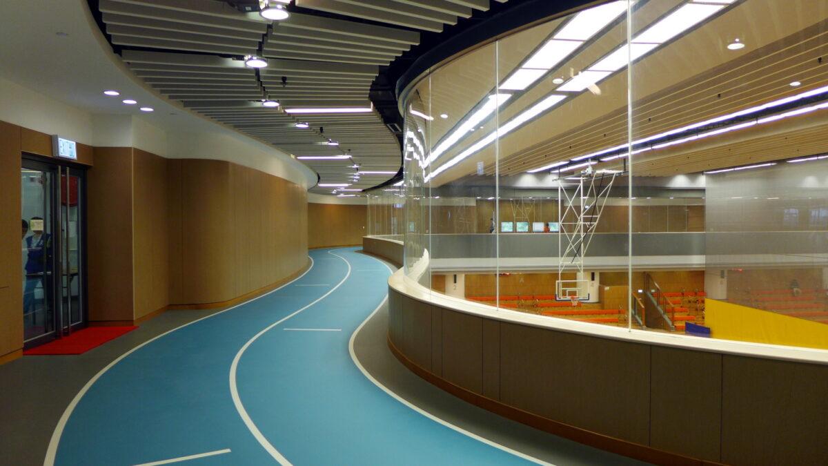 Guide On Indoor Jogging Track